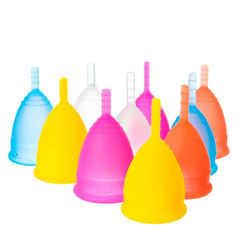 Lunette Menstrual Cup - Coral