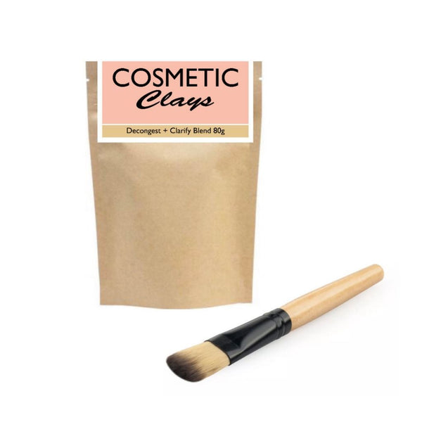 Cosmetic Clays Decongest & Clarify Blend 80g