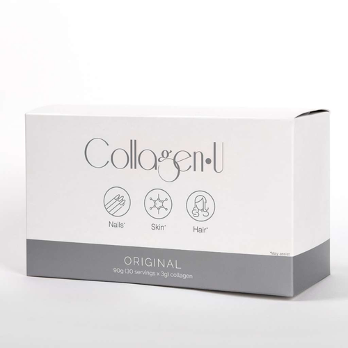 CollagenU Collagen Powder - GoodnessMe