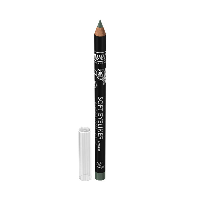 Soft Eyeliner - Green 06 - GoodnessMe