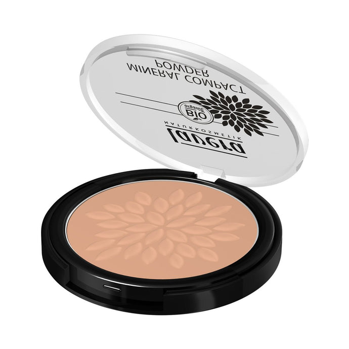 Mineral Compact Powder - Honey 03 - GoodnessMe