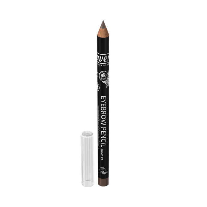Eyebrow Pencil - Brown 01 - GoodnessMe
