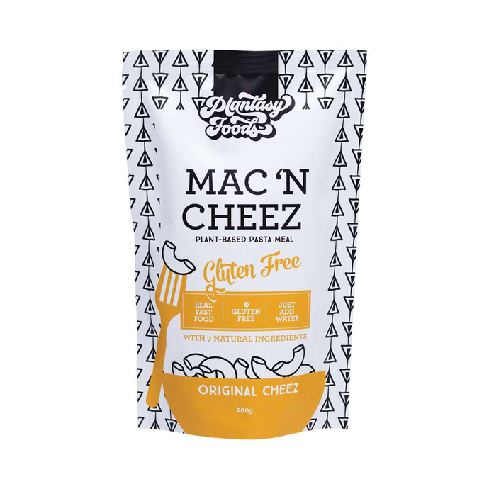 Plantasy Foods Mac N Cheez - Original Cheez 200g - GoodnessMe