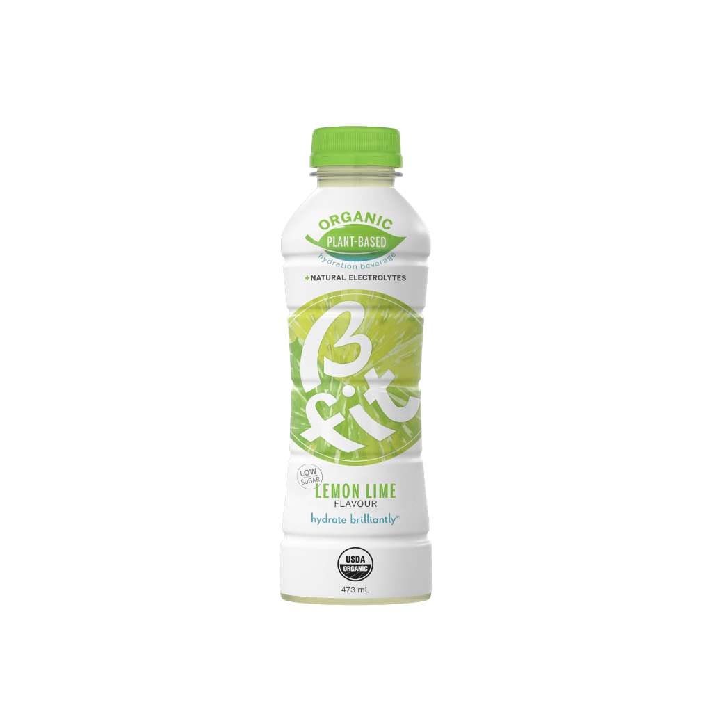 B-fit Lemon Lime 6x 473mL
