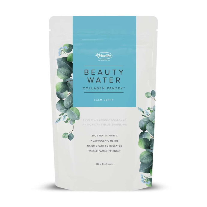 Morlife Beauty Water Calm Berry 200g