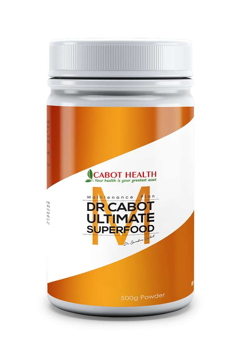 Cabot Health Dr Cabot Ultimate Superfood 500g - GoodnessMe