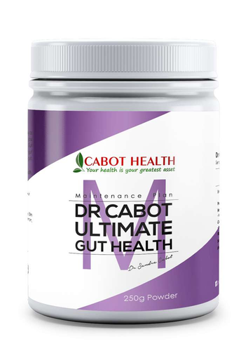 Cabot Health Dr Cabot Ultimate Gut Health 250g - GoodnessMe