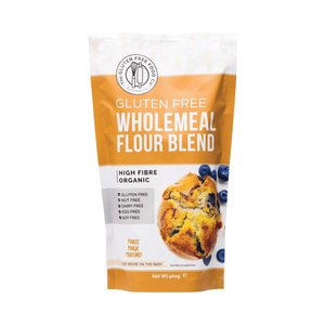 The Gluten Free Food Co Flour Blend Mix Wholemeal 400g