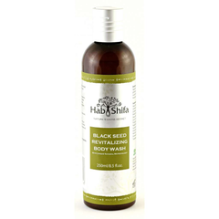 Hab Shifa Australia Black Seed Revitalizing Body Wash