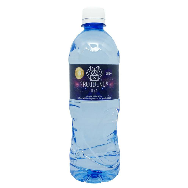 Fifth Element Beverages - Frequency H2O Lunar 600ml