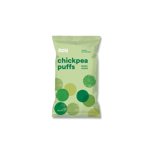 Pangkarra POD PUFFS Mixed Herb 10x90g