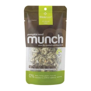 Think Food Munch Pumpkin Seed 12x 60g