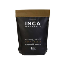 Load image into Gallery viewer, Inca Organics Certified Organic Hemp + Cacao Protein & Superfood Powder 1kg
