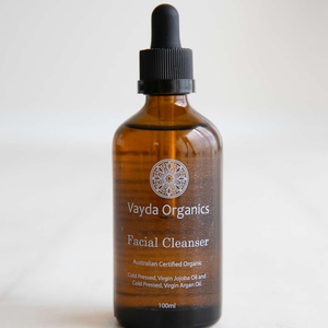 Vayda Organics Cleanse – Facial Cleanser 100mL
