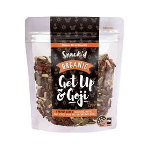 Murray River Organics - Get Up & Goji 200g