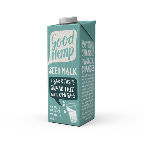 Ceres Organics  Good Hemp Creamy Seed Milk