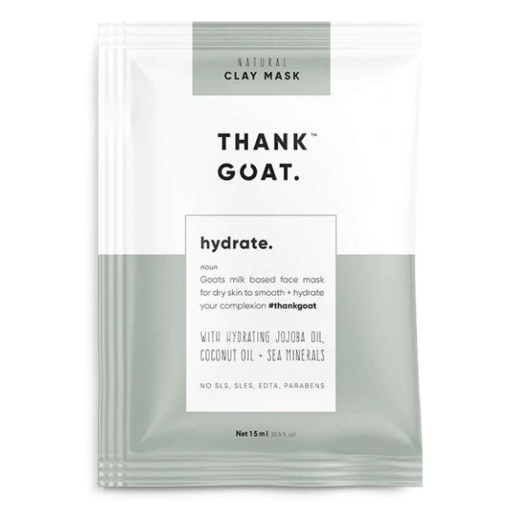 Thank Goat Hydrate Mask 15g
