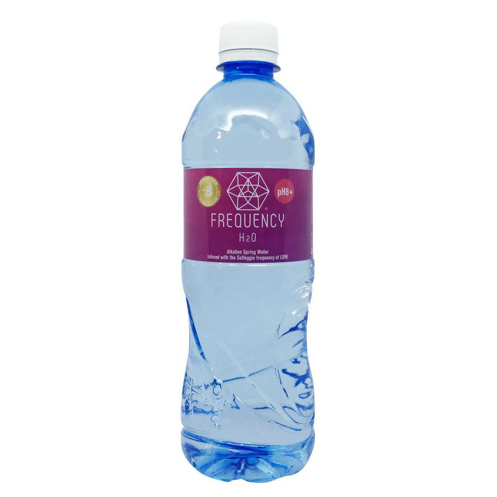 Fifth Element Beverages - Frequency H2O Love 600ml