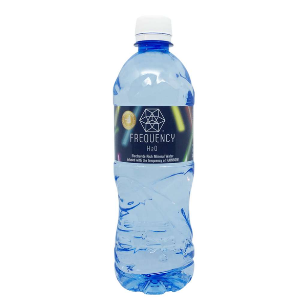 Fifth Element Beverages - Frequency H2O Rainbow 600ml
