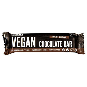 BSKT Vegan Chocolate Bar Dark Cocoa 12 x 45g Bars