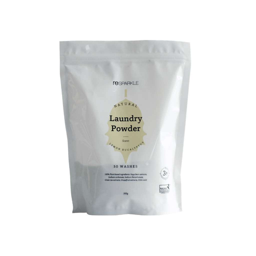 Resparkle Natural Laundry Powder - GoodnessMe