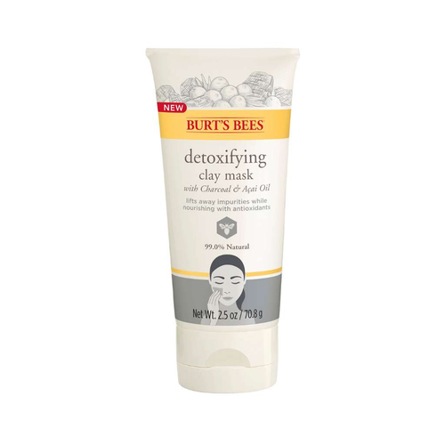 Burt's Bees Detoxifying Face Mask