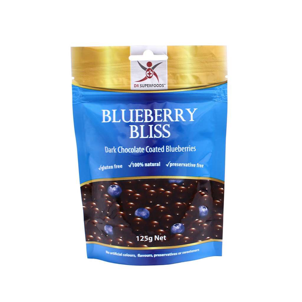Dr Superfoods - Blueberry Bliss 125g