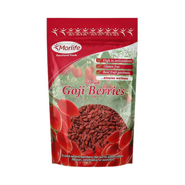 Morlife - Dried Goji Berries 150g