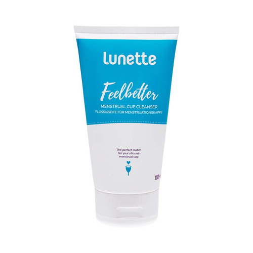 Lunette Menstrual Cup Cleanser 150mL - GoodnessMe