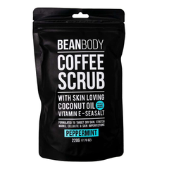 Bean Body Care Peppermint Coffee Scrub 220g