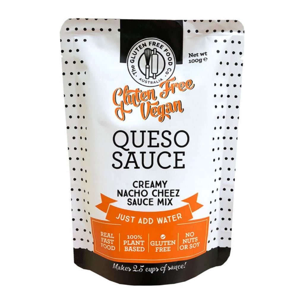 The Gluten Free Food Co Queso Sauce Mix