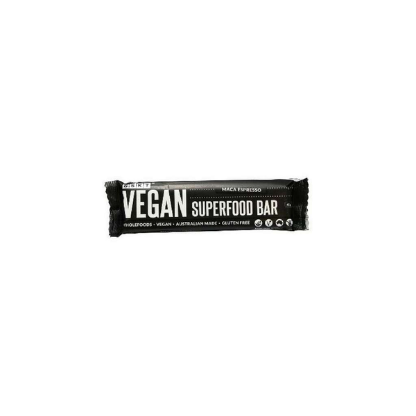 BSKT Wholefoods - Vegan Chocolate Bar Maca Espresso 45g