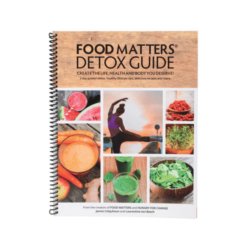 Food Matters The Book - 3 Day Guided Detox - GoodnessMe