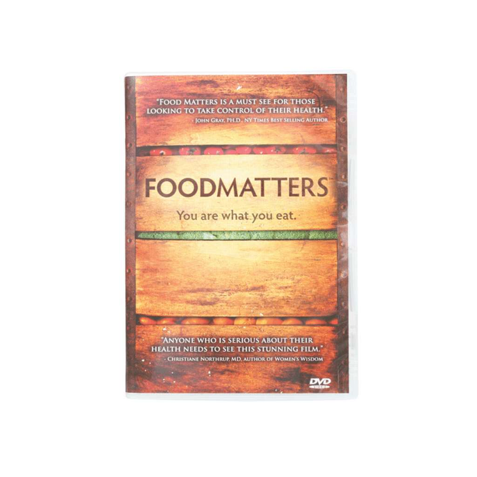 Food Matters The Movie - You Are What You Eat