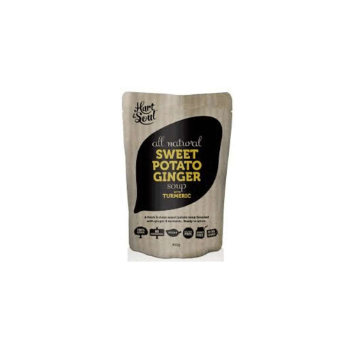 Hart & Soul Sweet Potato Ginger 350g - GoodnessMe