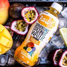 Raw C - Mango & Passionfruit Sparkling Coconut Water 400ml