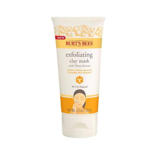 Burt's Bees Exfoliating Clay Mask - GoodnessMe