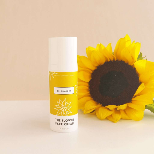 Be Fraiche The Flower Face Cream - GoodnessMe