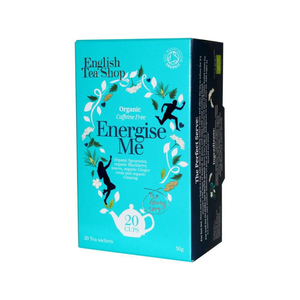 English Tea Shop - Energise Me 30g