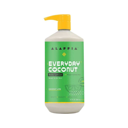 Alaffia Body Lotion - Coconut Lime 950ml