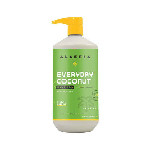 Alaffia Body Lotion - Purely Coconut 950ml