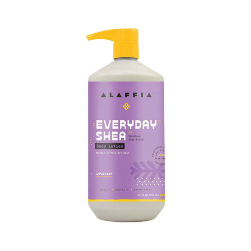 Alaffia Body Lotion - Lavender 950ml