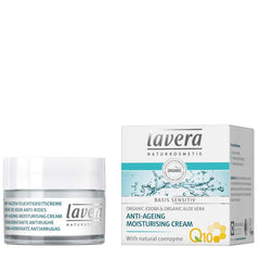 Bio Living	Lavera Anti-Ageing Moisturizing Cream Q10 50 ml
