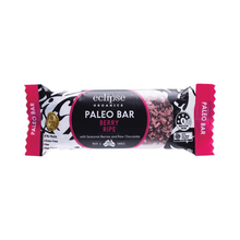Eclipse Organics Raw Paleo Bar Berry Ripe 12x 45g