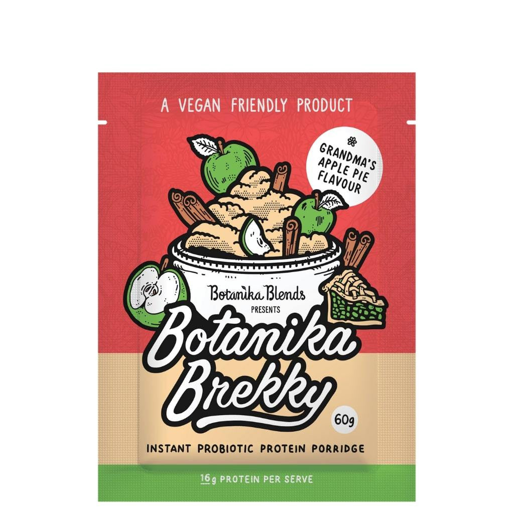 Botanika Blends 	Botanika Brekky Grandma's Apple Pie 60g