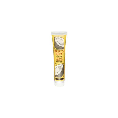 Burt's Bees Foot Creme Coconut With Vitamin E 123g - GoodnessMe