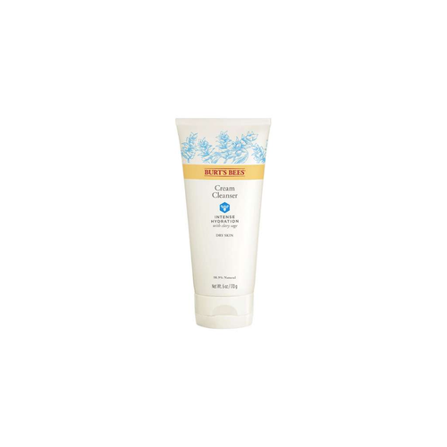Burt's Bees Intense Hydration With Clary Sage Cream Cleanser 170g - GoodnessMe