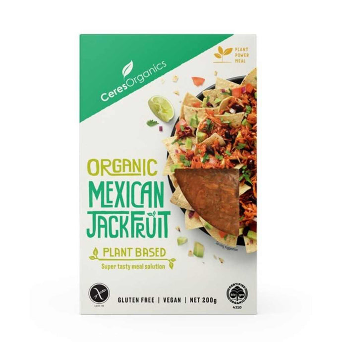 Ceres Organics Mexican Jackfruit Meal 200g