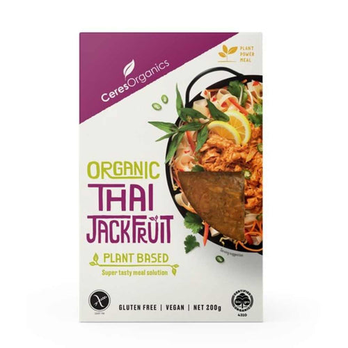 Ceres Organics Thai Jackfruit Meal 200g