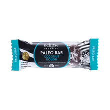Eclipse Organics Raw Paleo Bar Coconut Rough 12x 45g